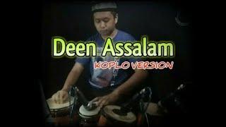 Deen Assalam - Nissa Sabyan (Kendang Cover) by Irawan