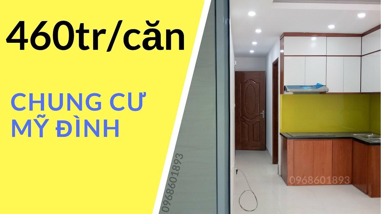 Chung cư mini Nguyễn Hoàng - Mỹ Đình 560tr/căn - YouTube
