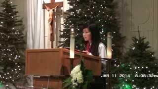 Đáp Ca - TV28 Chúa Giêsu Chịu Phép Rửa