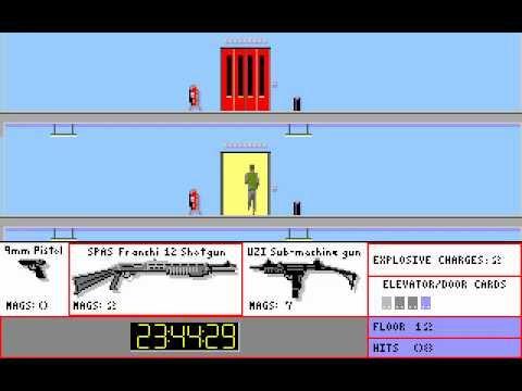 Amiga Longplay Persian Gulf Inferno
