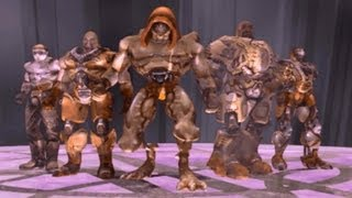 Quake 3 Arena Walkthrough Part 5 Let