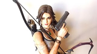 Square Enix Play Arts Kai Tomb Raider Lara Croft review