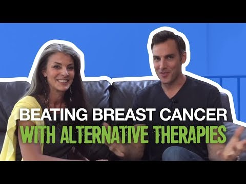 How Jessica Richards Beat Breast Cancer with Alternative Therapies