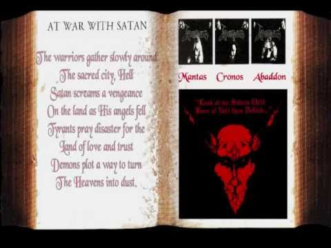 venom - at war with satan (part I) with...
