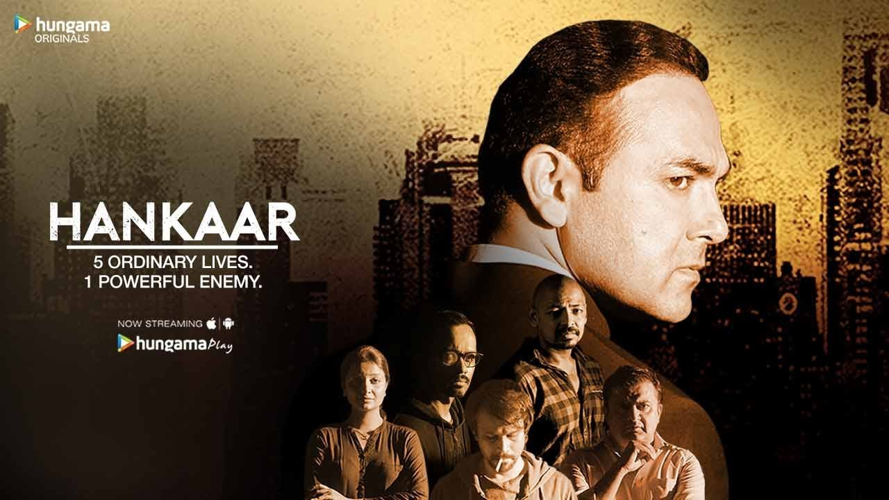Hankaar' review: The Hungama play web series is too