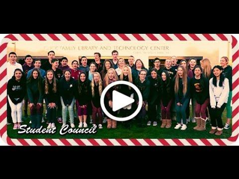 2015 Salpointe Catholic High School Christmas Video