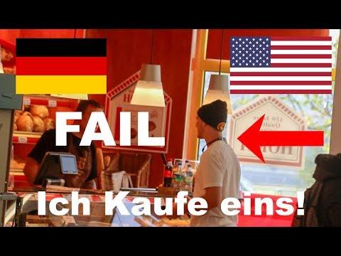 Ich übe MEIN DEUTSCHE! (American Speaking German)