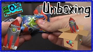 Stikeez: 51 Pack Unboxing (Space Series 2016)