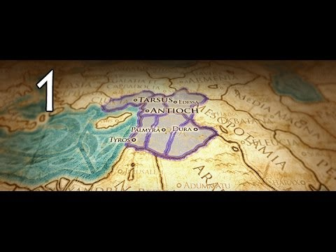 Rome 2 Divide Et Impera Mod- Seleucid Empire Part 1