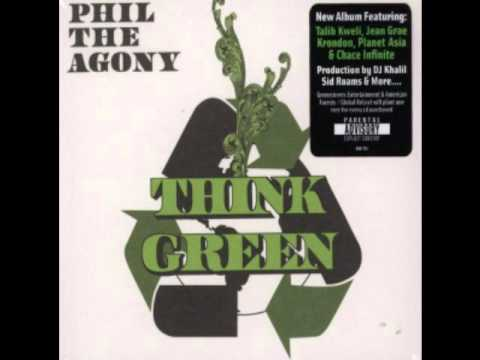 Phil Da Agony - Nothing Can Stop Us Feat Planet Asia & Krondon