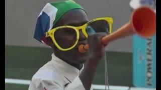Der Vuvuzela Song von Dave Henson