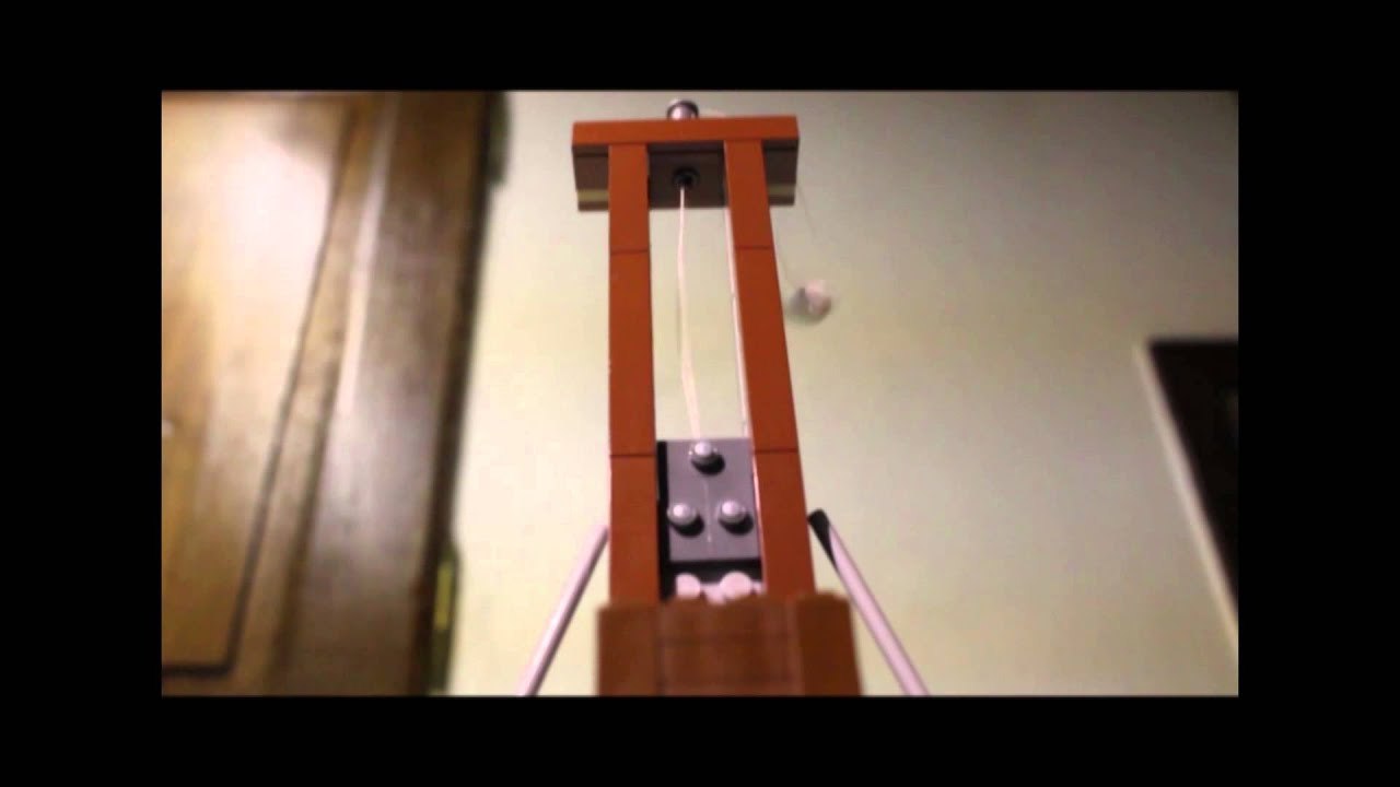 guillotine: A LEGO® creation by g0gZzZz . : MOCpages.com