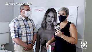 """""""Outubro Rosa"""" vai até dezembro em Botucatu e mulheres podem agendar mamografia sem custo e sem fila"""