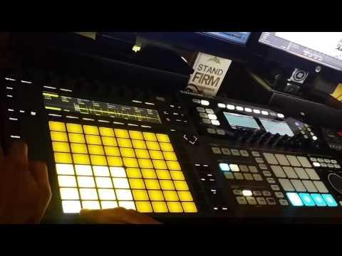 Ableton Push 2 Sampling Vs Maschine Studio