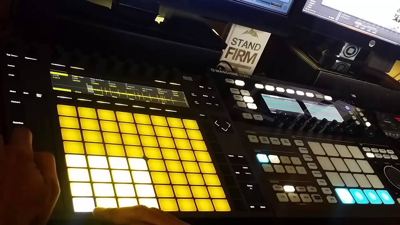 maschine or ableton