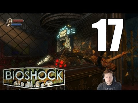 BioShock Remastered - Let's Play Part 17: Heat Loss Monitoring