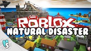 Roblox Desastre Natural Indonesia - Adu Nyali Di JUEGO !