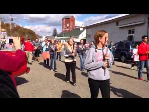 2013 Logan Elm High School Marching Band