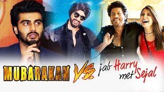 Arjun Kapoor REACTION On Defeating Shahrukh