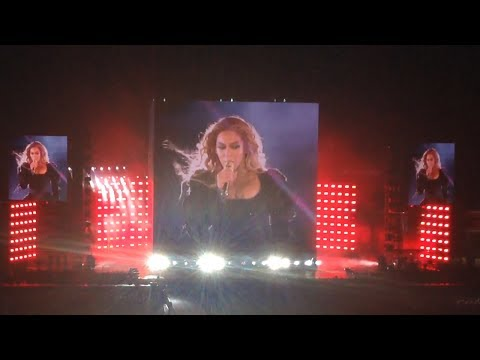 Beyoncé - Bow Down/ Run The World The Formation World Tour New York 6/7/2016
