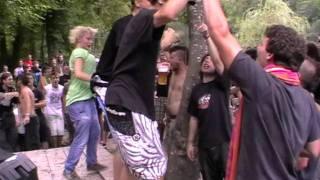 PIGS PARLAMENT - Live @ Sotočje/ Tolmin, 15.8.2011