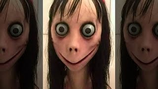 Momo - Parents Keep your children away from this Character On YouTube