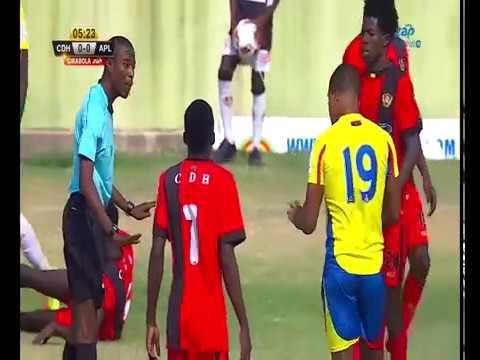 Desp Huila x Petro de Luanda - Jogo Completo Girabola ZAP 2017