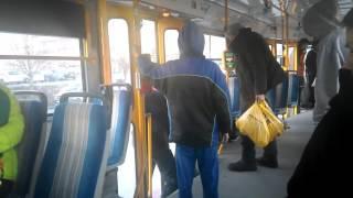 DPO   Ožrala v tramvaji