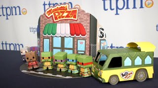 Teenage Mutant Ninja Turtles Boxos Papercraft Playset from Funko