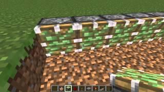 Como hacer la mejor puerta puente trampa de Minecraft sin mods!!!