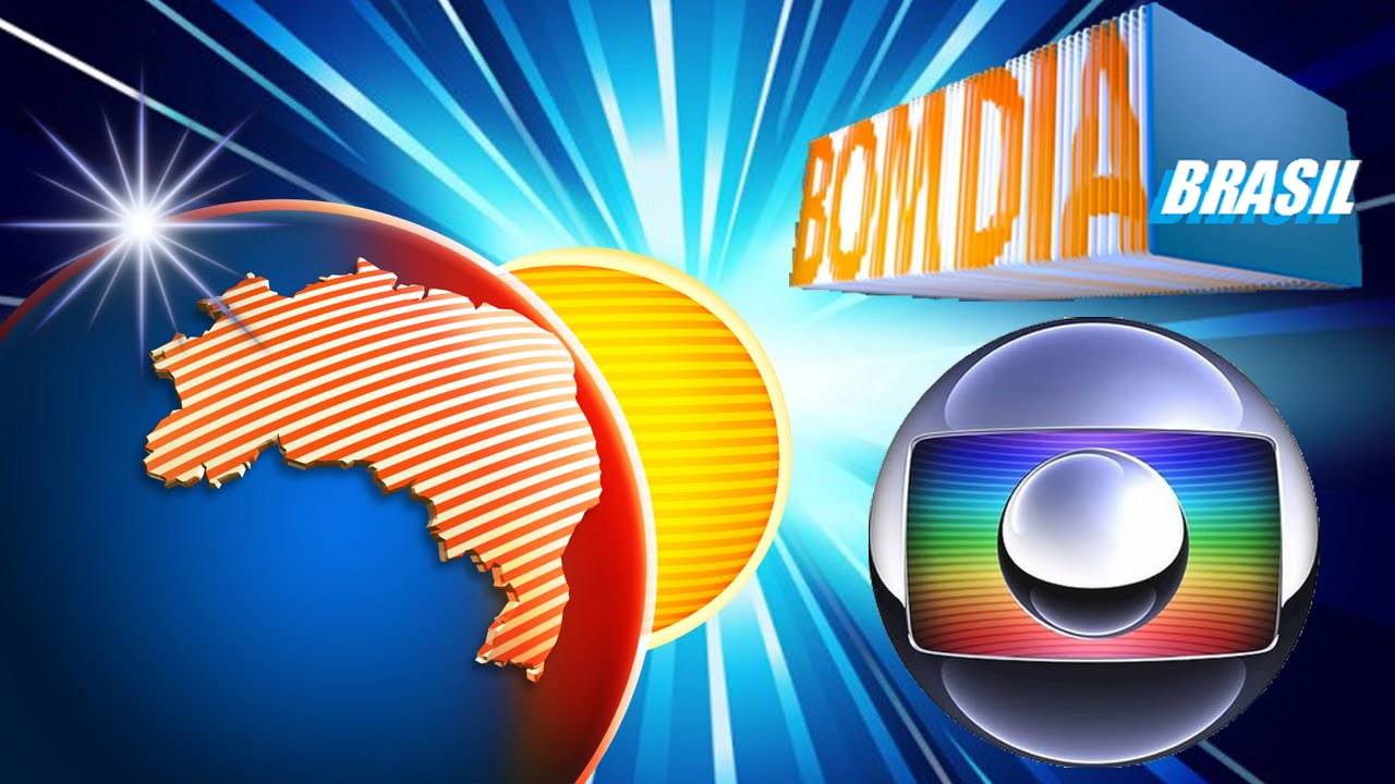 Resultado de imagem para imagens dO bom dia BRASIL TV GLOBO