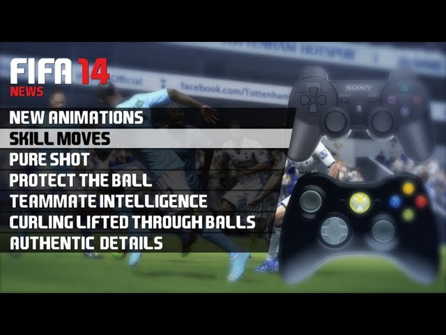 FIFA 14: All the Details About The New Video Game [PHOTOS] & [VIDEO