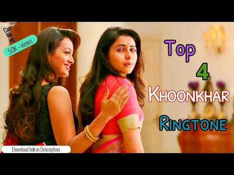 Khoonkhar all lovely ringtones| | Jaya janaki nayaka ringtones