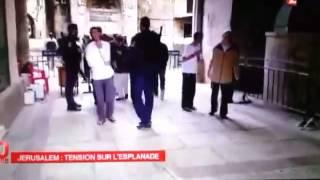 reportage 20h france 2 sur le mont du temple