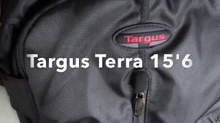 A look inside the Targus Terra…