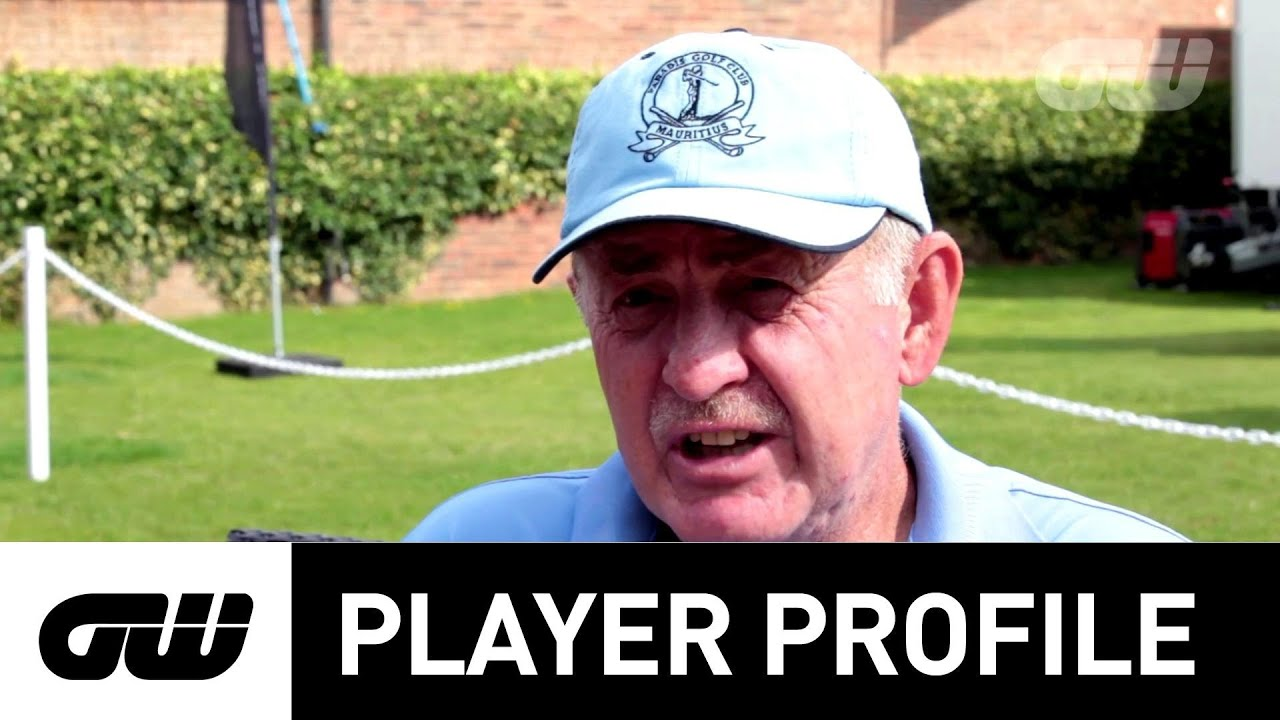 GW Player Profile  Tony Johnstone - YouTube 0f3b88d04aed