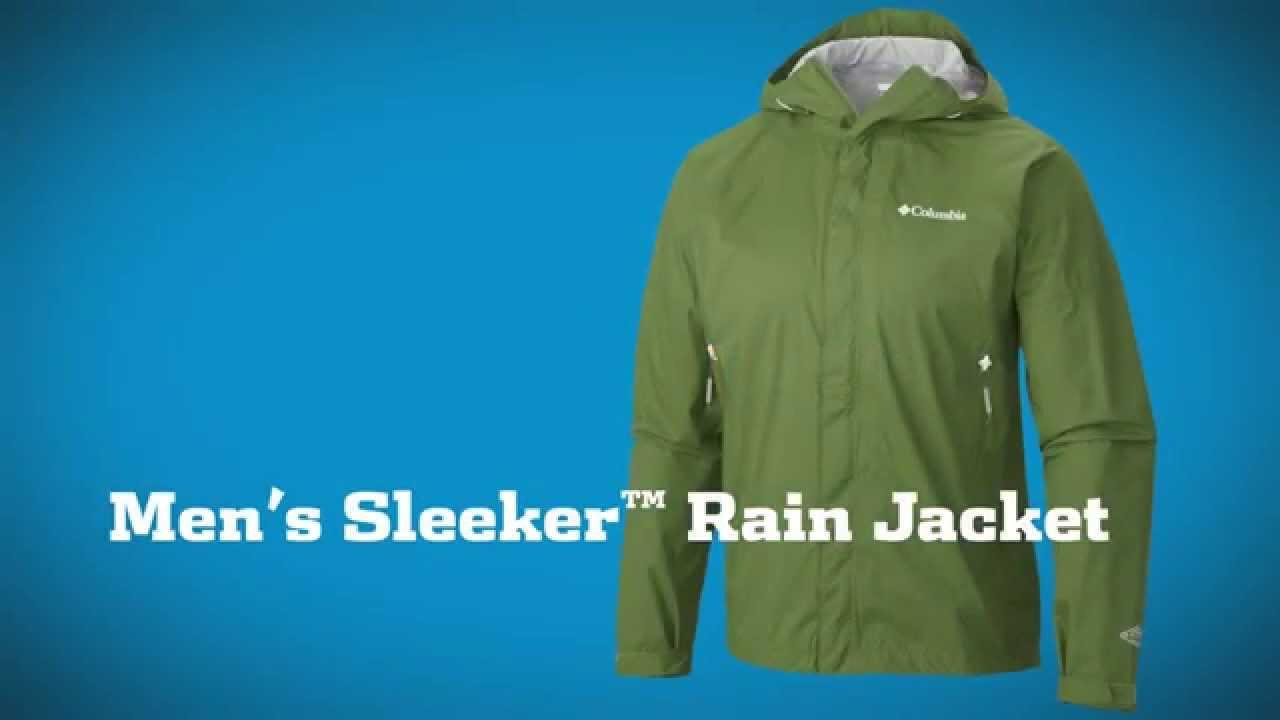 6301283d8722 Men s Sleeker™ Rain Jacket