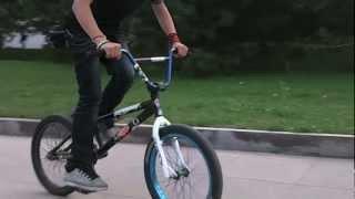 видео Велосипед  в алматы bmx