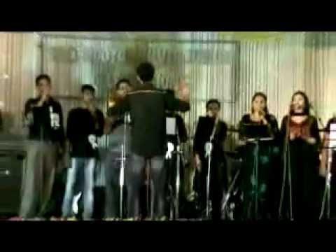 Chetana choir performing 'ACAPELLA '