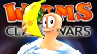EAT MY BOOM! | Worms Clan Wars #1