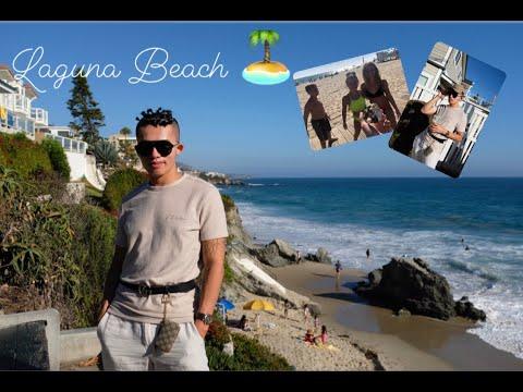 Dạo Biển Laguna Beach