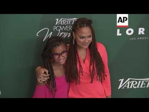 Variety honors powerful women in the entertainment industry in LA