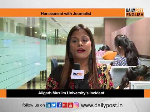 Harassment with Journalist