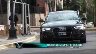 Audi A5 Sportback - Informe | VisionMotor