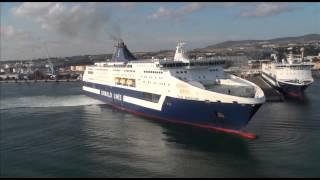 Grimaldi Lines Cruise Barcelona, Civitavecchia