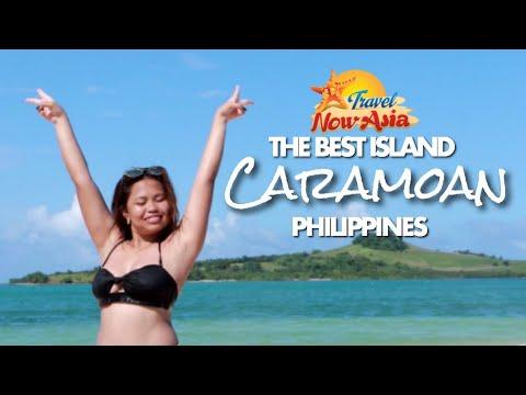 VLOG 87: CARAMOAN The Best Island in the Philippines (Ft. Baninay, Banzski, Jesi, Aura, Seb & more)