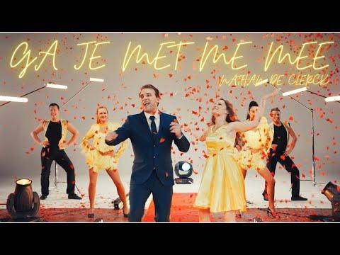 Nathan de Clerck - Ga je met me mee -officiële videoclip