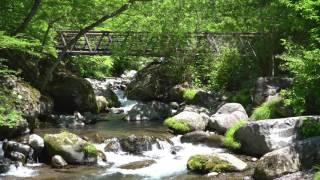 2016新緑の八ヶ岳、吐龍の滝、松原湖 4K Fresh Season of Yatsugatake Doryu Water Fall and Lake Matsubara UHD