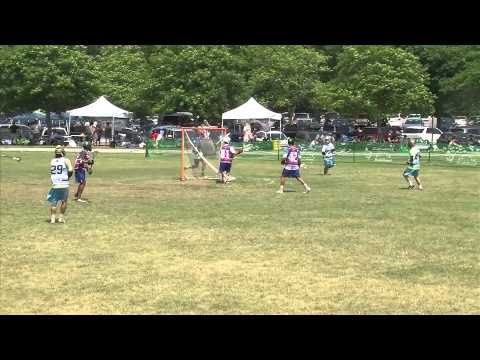 Luke Braun Defensive Midfielder - 2014 West Coast Starz Highlights