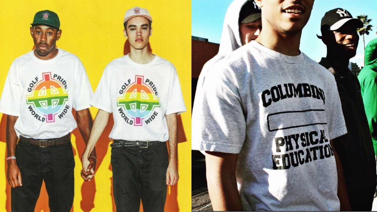 150c6083770d MOST OFFENSIVE STREETWEAR T-SHIRTS OF ALL TIME! - YouTube